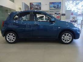 New Nissan Micra automatic full option new registration