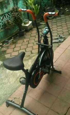 Sepeda fitnes Platinum bike murah