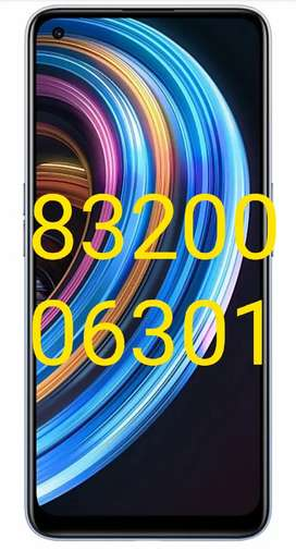 Realme X7 Silver Color 6+128GB