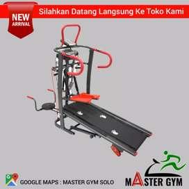 Alat Fitness Treadmill Manual - Kunjungi Toko Kami !! FITNESS MG#0397