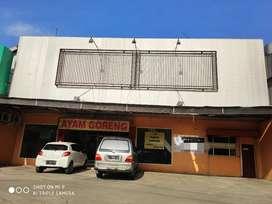 Dijual Ruko Bekas Restoran di Jalan Raya Indragiri, Luas dan Bagus