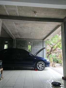 Mazda 323 1997 Bensin