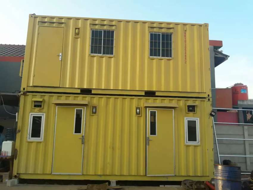 Container / kontainer office murah 0