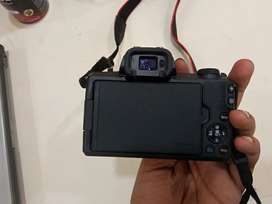 I Want To Sell My Canon Eos  M50 Mirror less.