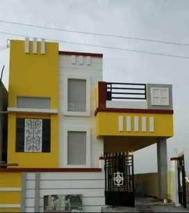 Villa sale near Thiruvallur bus terminus just 5km distance