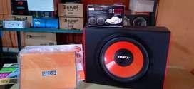 Promo Paket Audio Mobil Harga Murmer