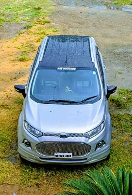 Ford Ecosport 2014 Diesel 63450 Km Driven