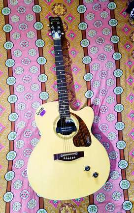 New Branded Acoustic Guitar