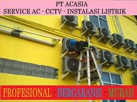 Service Ac, Tukang Ac, Instalasi listrik, Instalasi CCTV Bergaransi