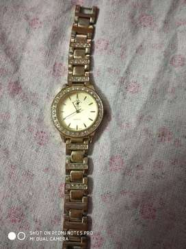 Beautiful watch BEVERLY HILLS POLO CLUB for women bought from America