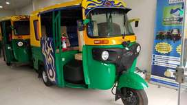 Bajaj passenger and goods auto