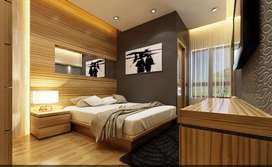 Building suitable for PG, budget hotels & guest house