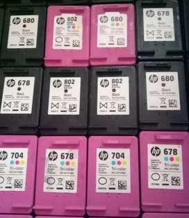 Menerima jual-beli tinta cartridge bekas printer/scanner kantoran