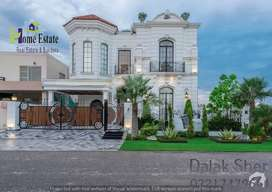 1 KANAL BRAND NEW HOUSE FOR SALE IN DHA PHASE 5