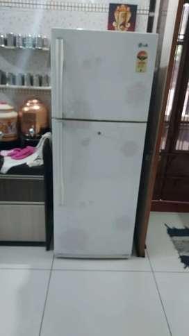 LG fridge double door fridge