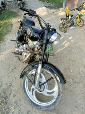 Old bullet modified new condition complete paper