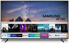 """SAMSUNG 43"""" LED ANDROID SMART PRICE 23000/= CREDIT CARD ACCEPTED HE"""