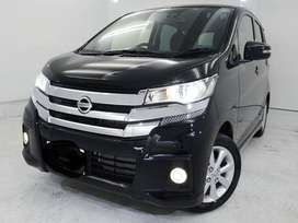 Buy Nissan Dayz on Easy monthly installments