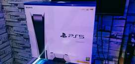 PS5 Disk Version New 100% Asia
