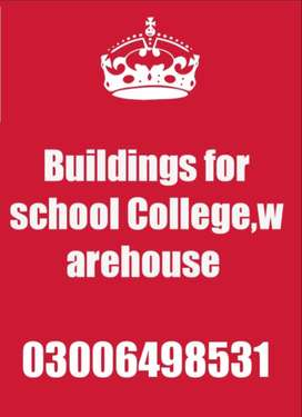Almost 20000sf building ideal for school college office