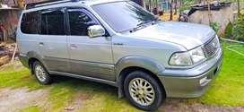 Kijang Kristal diesel 2001 mulus pjk BARU