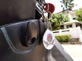 buat gantungan kunci motor custom