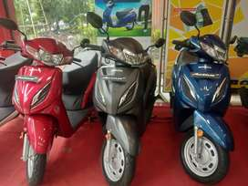 Special Bumper offer Activa 6G-12000/- low down payment