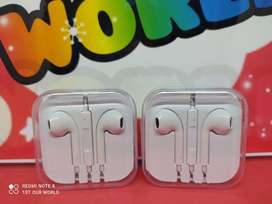 Headset Iphone - Earphone Iphone - Handsfree Iphone Universal