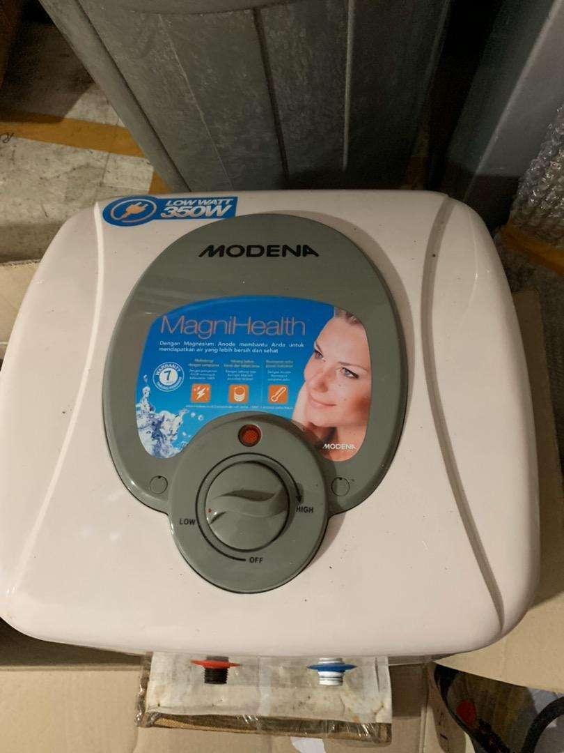 Jual cepat Water Heater Modena 15ltr 0