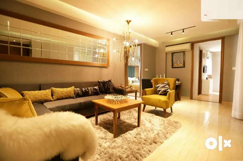 3BHK flat for sale in zirakpur near chandigarh airport road mohali 0