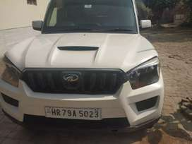 Mahindra Scorpio 2016 Diesel 6608 Km Driven