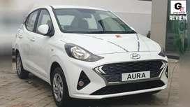 Buy Brand New Car Hyundai Aura Available on Minimum Downpayment