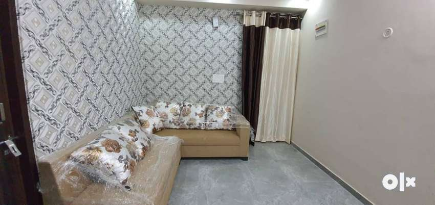 best location furnished 90% lonable flats 0