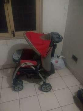 Baby pram chicco company
