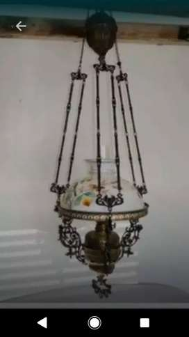 Kerosene oil lamp