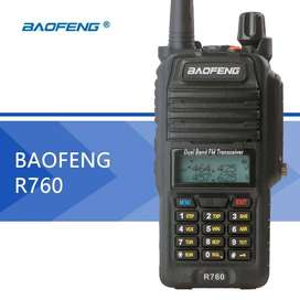 New Baofeng BF-R760 two way radio waterproof portable walkie talkie