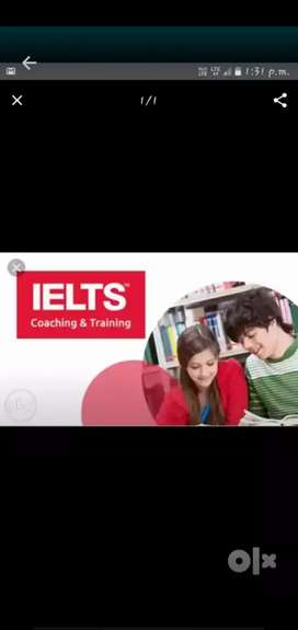 Female Ielts Trainer required