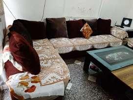 Sofa set genuine furniture