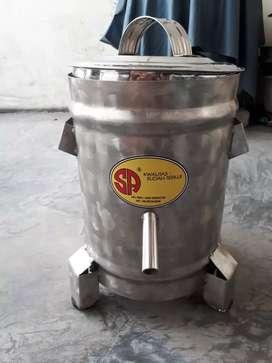 Mesin Pemeras Minyak untuk bawang goreng baru murmer kapasitas 1.5kg
