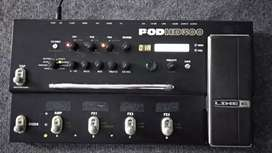 LINE6 HD300 TANPA ADAPTOR (EROR PROGRAM)