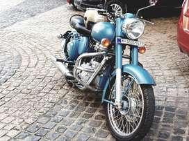 RE Classic 500 Squadron Blue
