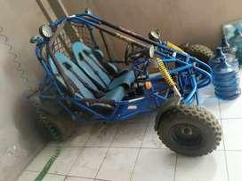 Dijual Buggy 4x2 sdh modifikasi jadi 250cc
