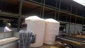 Tandon air 3000 liter bahan plastik tiga lapis Karanganyar