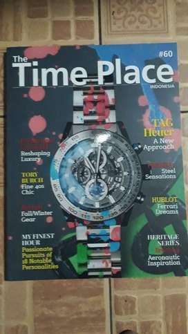 Katalog jam the time place