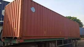 CONTAINER SEKEN DRY 20FT LEASING EX IMPORT KONDISI 70/80% READY STOCK