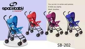 Ready stoller baby cuma bisa duduk