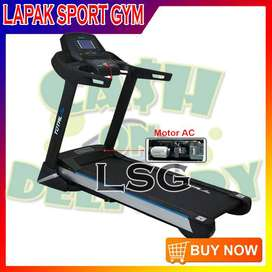 Alat Olahraga Fitness Treadmill Elektrik TL 29 Power AC