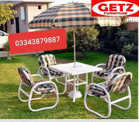 UPVC n Garden Chairs Table