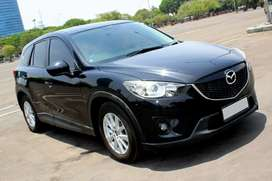 Mazda CX-5 Sport AT Hitam 2012 - Siap Pakai