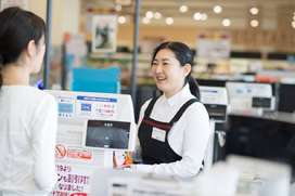 company required cashier staff